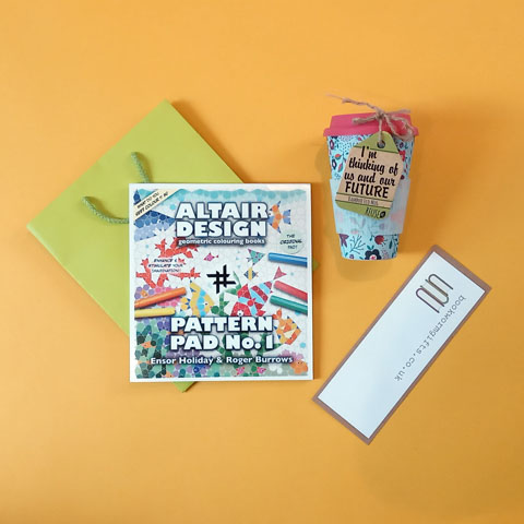 Colouring gift ideas to send to hospital
