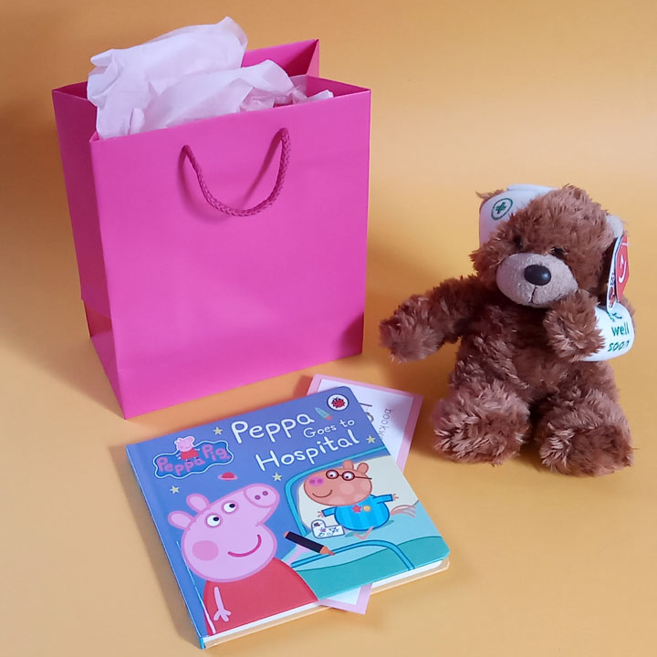 Get well soon gift ideas for kids with UK delivery