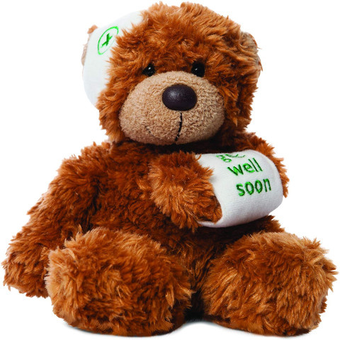 Soft toy Get Well Gifts For Children in hospital