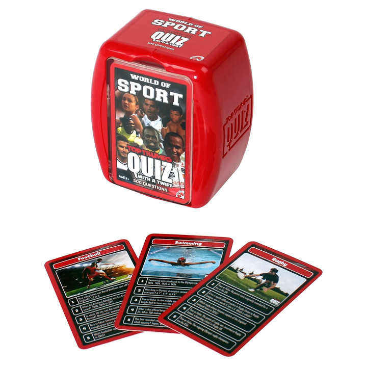 Gifts ideas for sports fans UK